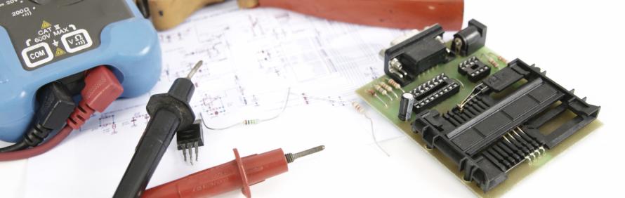 Reparatur von Bosch Funktel Funkwerk Pagern