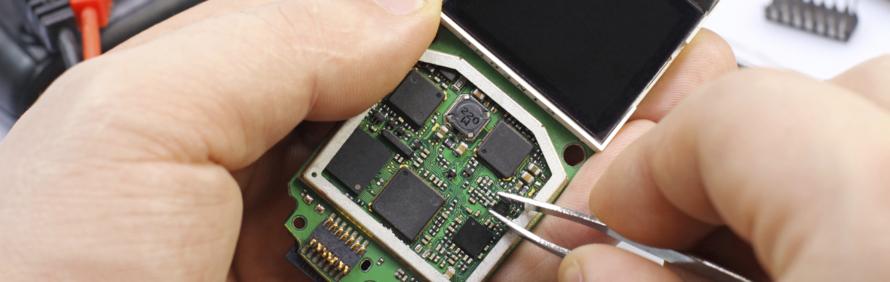 Wir reparieren DeTeWe Telefone